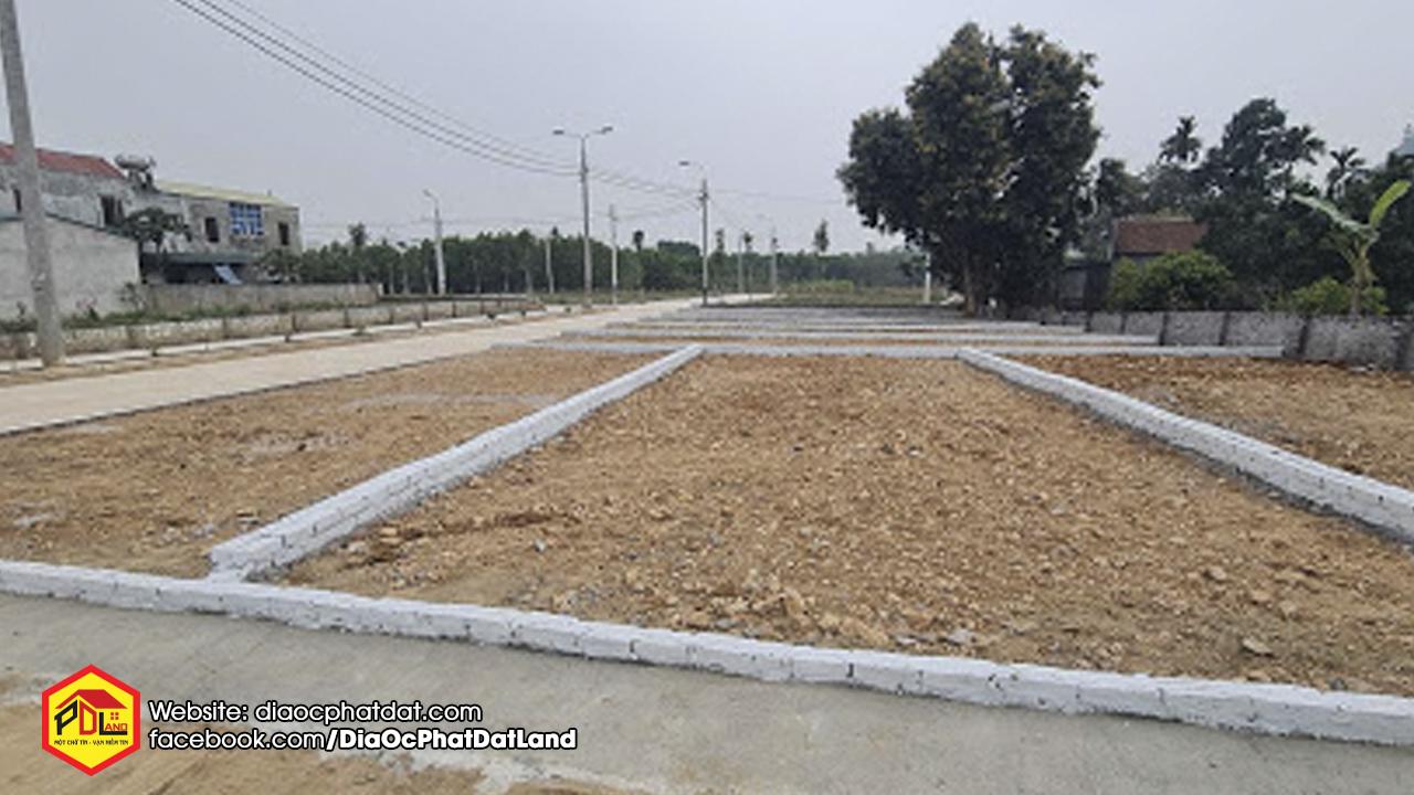 Đất nền phân lô