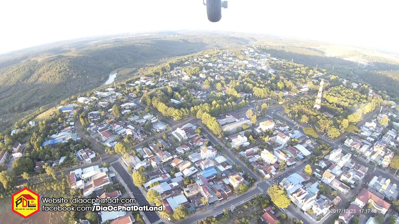Đất nền thị xã Phước Long