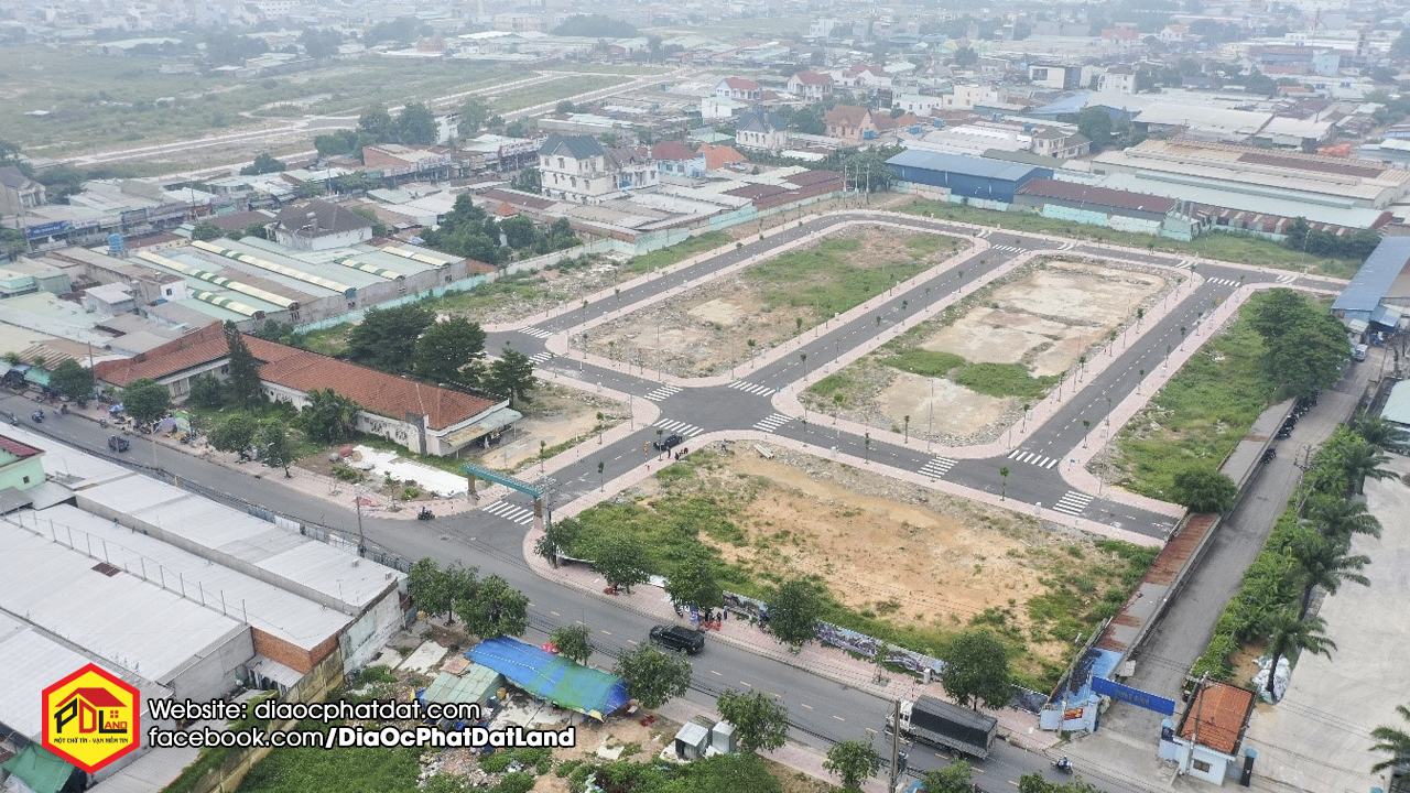 Đất nền Thuận An