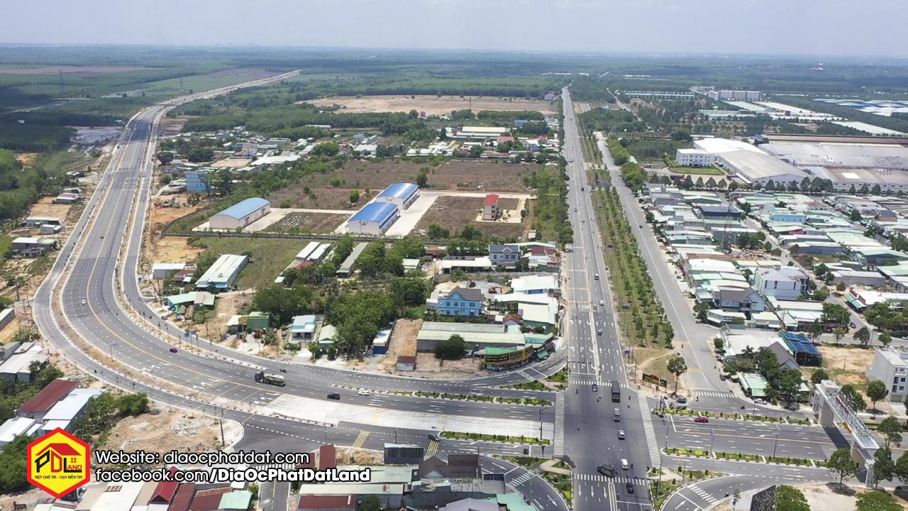 Giá đất Bàu Bàng