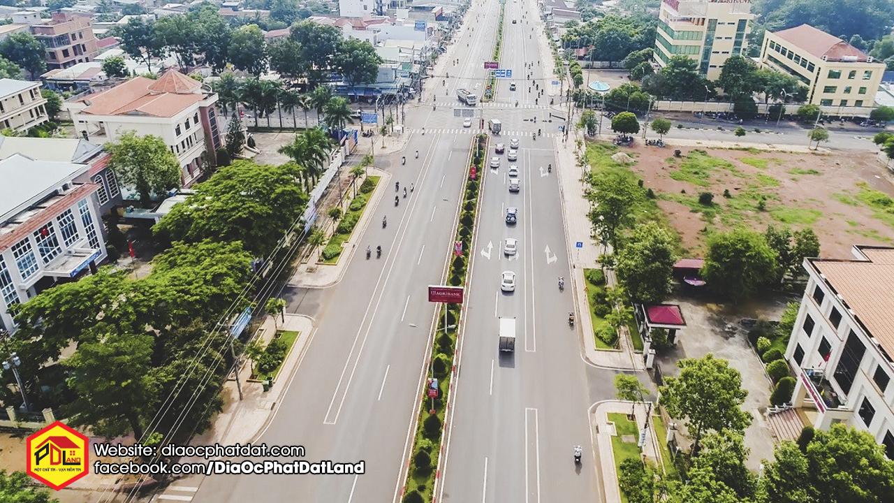 giá đất Bình Phước